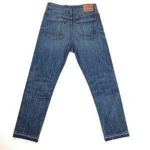 J. Crew Jeans - J Crew size 26 Point Sur High Rise Denim Jeans NWT